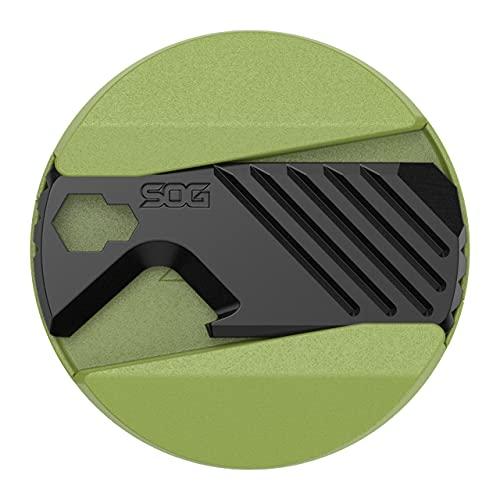 PopSockets: PopGrip SOG Multi-Tool - Moss Green