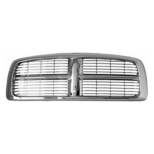 OE Replacement Dodge Pickup Grille Assembly (Partslink Number CH1200261)