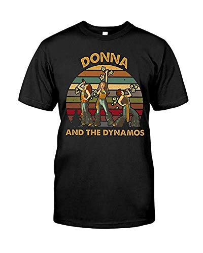 Monking T-Shirt Donna and The Dynamos Camiseta para Hombre