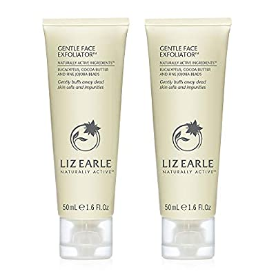 2x Liz Earle Gentle Face Exfoliator 50ml *100ml in total*