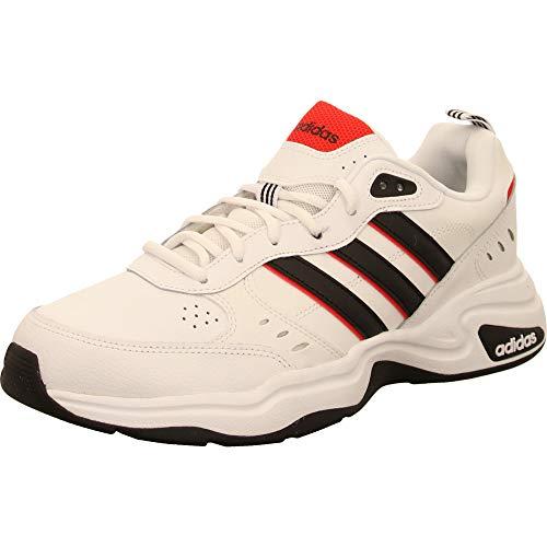 adidas Herren Strutter Sneaker Laufschuh, White 655, 44 2/3 EU