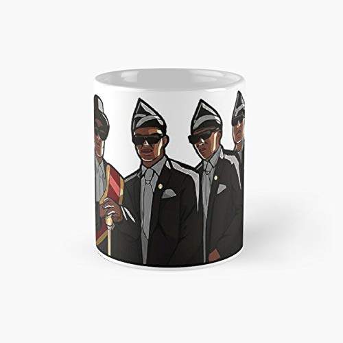 Coffin Dance Meme Classic Mug - 11 Oz.