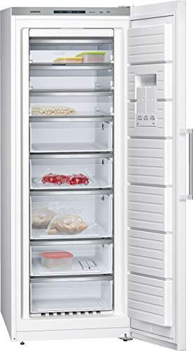 Siemens iQ500 GS58NAW35 Libera installazione Verticale 360L A++ Bianco congelatore
