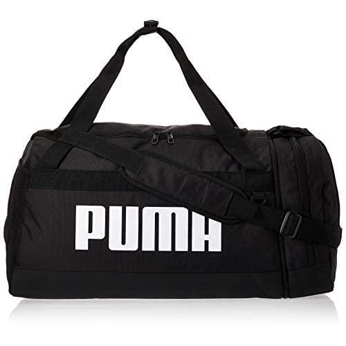 Puma Challenger Duffel M PRO, Borsone Unisex-Adult, Black, OSFA