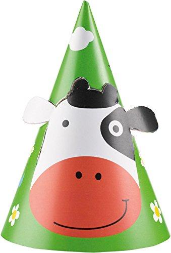 Amscan 9900383-8 sans-G/ênes Farm Fun