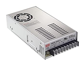 Enclosed Type 300W 5V 60A NES-350-5 Meanwell AC-DC Single Output NES-350 Series MEAN WELL Switching Power Supply