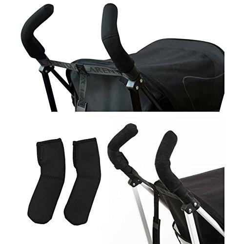 NUOLUX Copri Maniglia per Ombrello Tipo Passeggino Estensibile