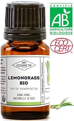 Etherische olie van CitroenVet BIO - MyCosmetik - 10 ml