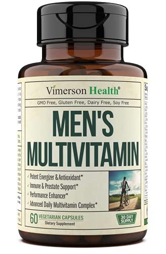 Men's Daily Multimineral Multivitam…