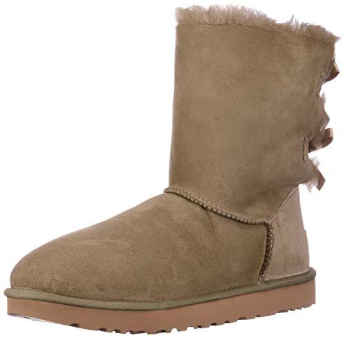 UGG Australia Bailey Bow II Ladies Boots Brown, Dimensione:38