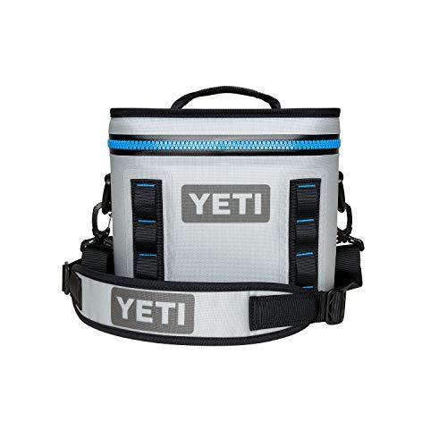 YETI Hopper Flip 8 Portable Cooler, Fog Gray
