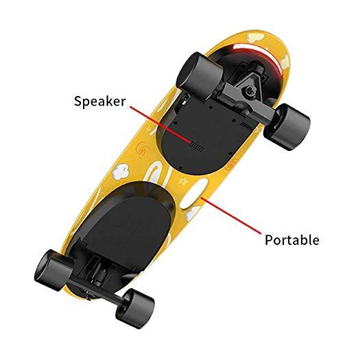 Wasserdichtes Elektro Skateboard ABIN für Kinder Bild 6*