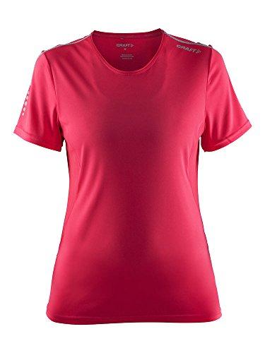 Craft Herren T-Shirt Mind Short Sleeve Tee XL Rose