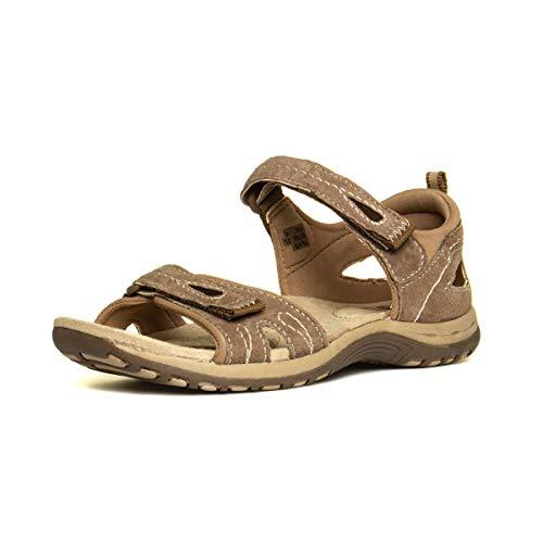Earth Spirit Savannah Women's Sandals - SS21-6 - Brown