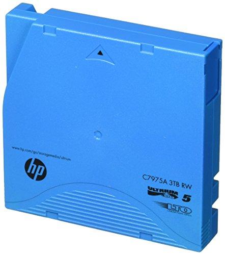 HP C7975AN LTO Ultrium 5 RW niet op maat gelabelde data Cartridge 3TB pak van 20