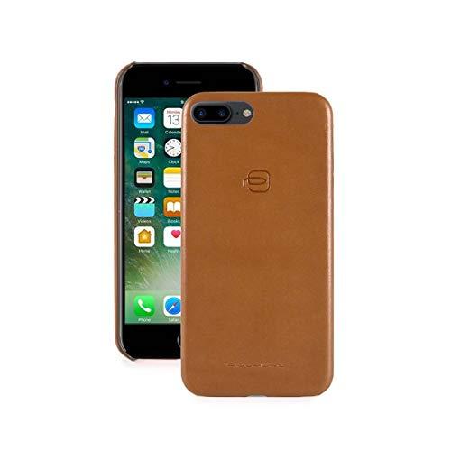 PIQUADRO Custodia in Pelle per iPhone7 Plus 5,5''