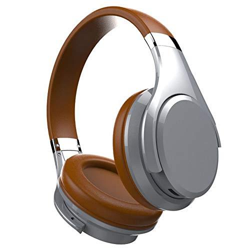 YMN Bluetooth Headphones, Opvouwbare Soft Protein Ear Pads, en Smart Gesture Touch met AUX audiokabel en USB-kabel voor TV/PC/mobiele telefoons.