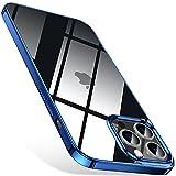 iBetterTEC Cover Compatibile con iPhone 13 PRO Max, Crystal Clear Sottile Morbido Case...