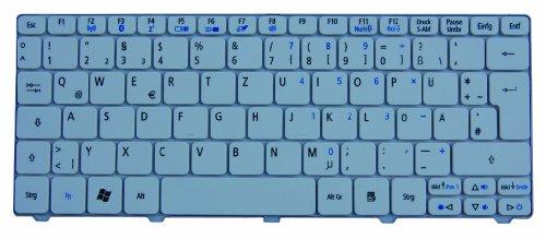ct Teclado Acer Aspire One ZH9Series de Nuevo Blanco