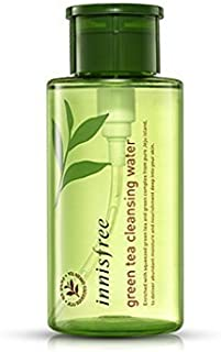 innisfree green tea pure cleansing water
