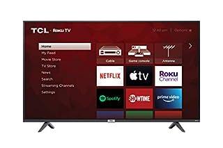 TCL 50-inch Class 4-Series 4K UHD Smart Roku LED TV - 50S435, 2021 Model (B08DHFX4FV) | Amazon price tracker / tracking, Amazon price history charts, Amazon price watches, Amazon price drop alerts