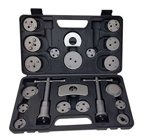 NRG CLEVER SFB22B Bremskolbenrücksteller Kolbenrücksteller, Universal Zurückstellen des Bremskolbens, Ideal zum Wechseln von Pads, Scheiben oder Schuhen, 22 Einheiten