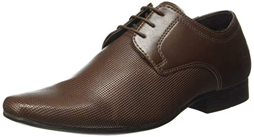 Bond Street by (Red Tape) Men's Brown Formal Shoes - 9 UK/India...