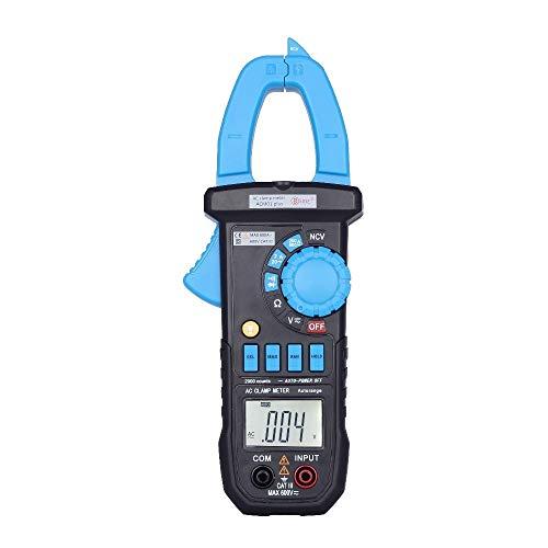 ACM01 Corriente de CA Corrector digital Rango automático 2000 Counts Multímetro Probador...