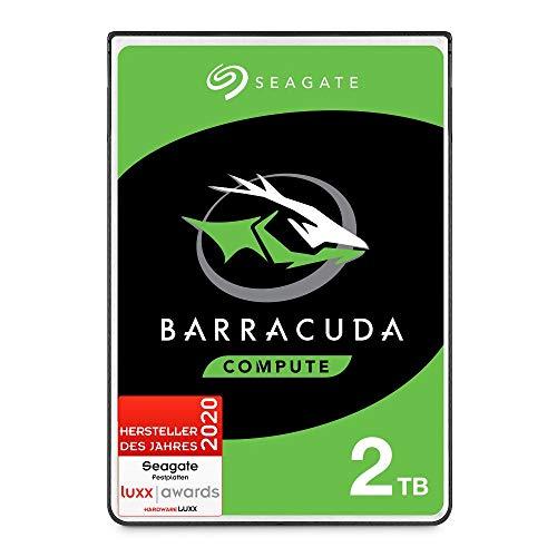 Seagate BarraCuda TB interne HDD Bild