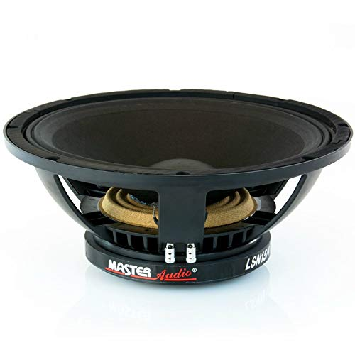Master Audio LSN15/8 LSN 15/8 Altavoz woofer de 38,00 cm 380 mm 15