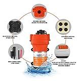 Zoom IMG-2 seaflo pompa per impianto idrico