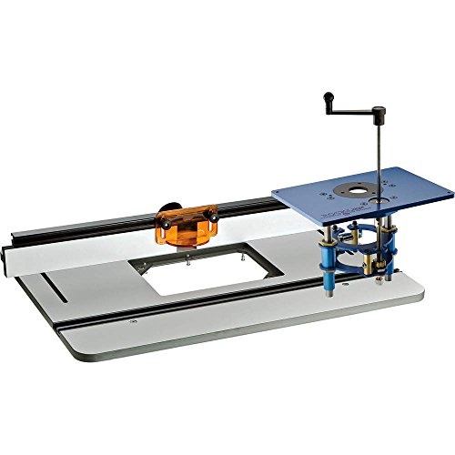 Rockler Pro Phenolic Router Table, Fence, FX Router Lift