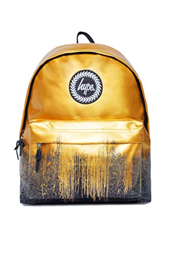 Hype Gold Drips Backpack