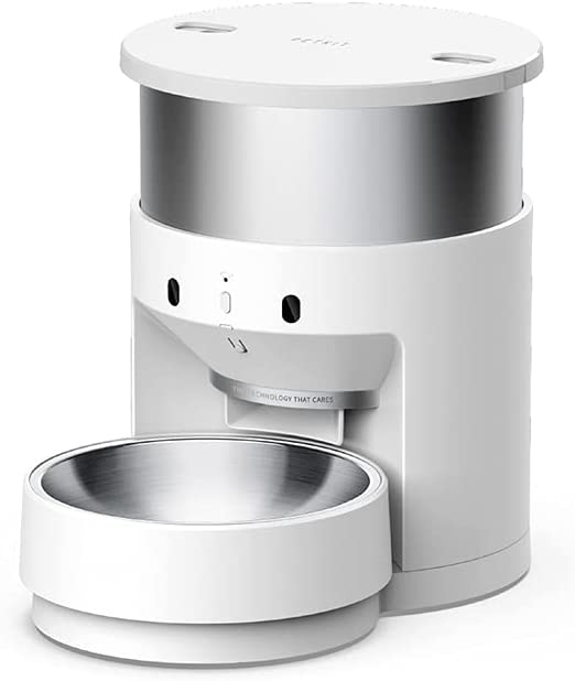 Super-cheap PETKIT Automatic Stainless Steel Dogs B Auto-Rotate Cats Feeder Sales results No. 1