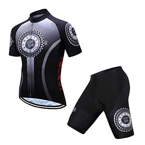 TZTED Ciclismo Maillot Hombres Jersey +