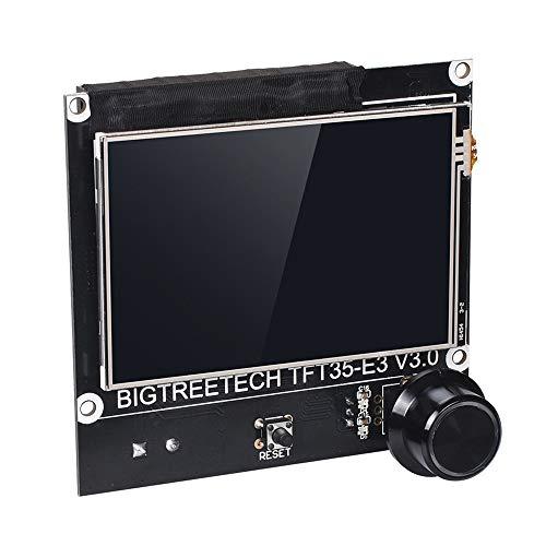 Benkeg Display Screen TFT35 E3 V3.0 Touching Screen Compatibel met 12864 LCD Display WiFi TFT35 3D Printer Onderdelen voor Ender3 CR-10 SKR V1.3 Mini E3