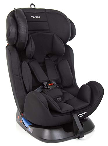 Cadeira Para Auto Legacy Preto (0 à 36 Kg) - Voyage