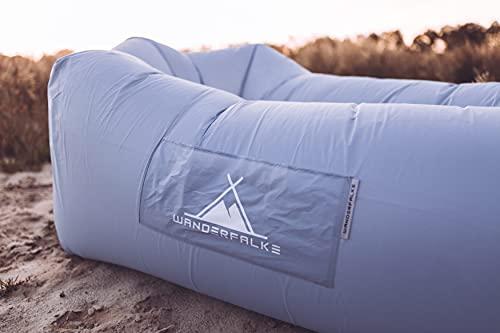 WANDERFALKE Luftsofa Air Lounger Erfahrungen & Preisvergleich