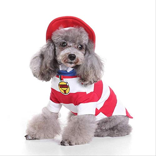 JBPX Halloween Hond Kostuum Zachte Kat Puppy Kerst Kleding Wizard Paus Kerstman Dressing Up pak Huisdieren Grappige Party Kostuum, S