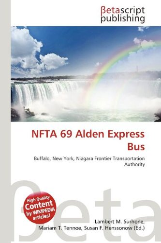 Nfta 69 Alden Express Bus