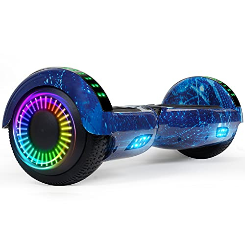TITLE_YHR 6.5 Inch Hoverboard LED Wheels and Lights