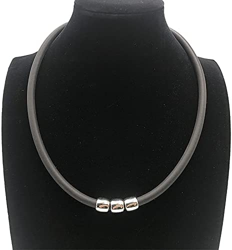 NMKIET New Elegant Fabric Leather Necklaces & Pendants Handmade Choker Jewellery Simple Chain Necklace Collar Torques Gift