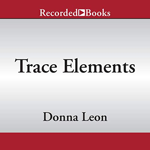 Trace Elements audiobook cover art