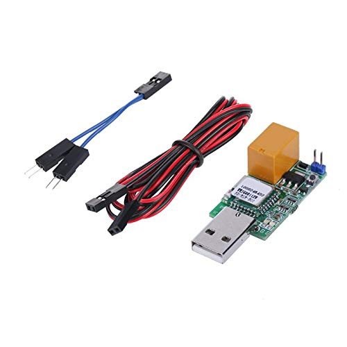 USB Watchdog Card Module WiFi APP Romote Control Unattended Automatic Restart for Android iOS