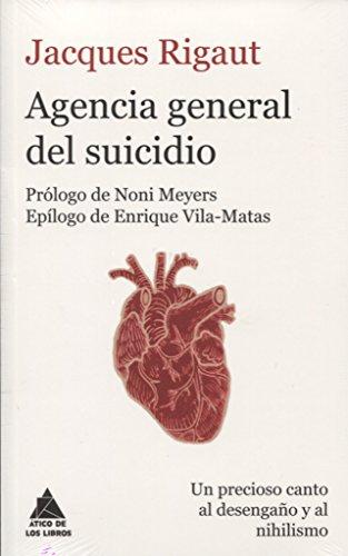 Agencia general del suicidio (Ático de los Libros)