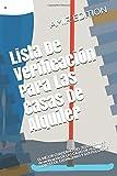 Lista De Verificación Para Las Casas De Alquiler: EL MEJOR  CUADERNO DEL 2020 PARA Lista de verificación DE LAS CASAS DE ALQUILER  CONSTA DE 120 PAGENAS Y 6X9 PULGADAS