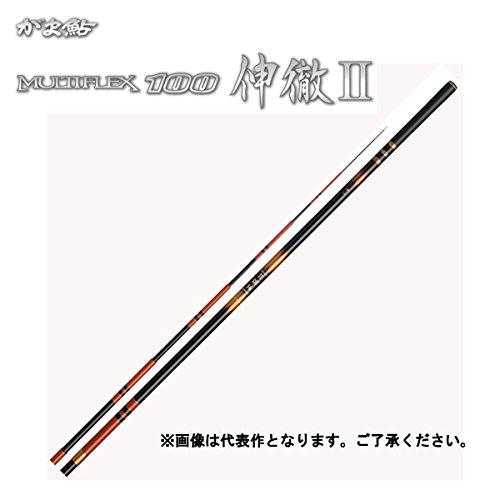 がまかつ『がま鮎 マルチフレックス100 伸徹II 9.0(8.0)』