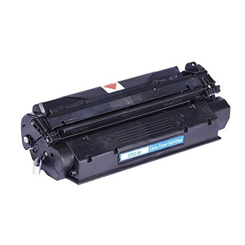 Para Canon CRG-W CRG-T FX-8 EP-25 Cartucho de tóner compatible, Canon D323 383 FAX-L380S L390S L398S 408S Impresora Negro Negro Cartucho de tóner compatible Número d