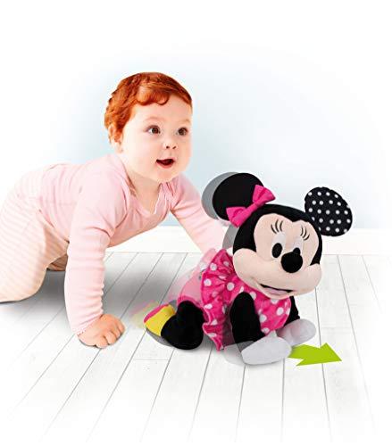Juego de 4 Patas Clementoni Disney Baby Minnie 52335