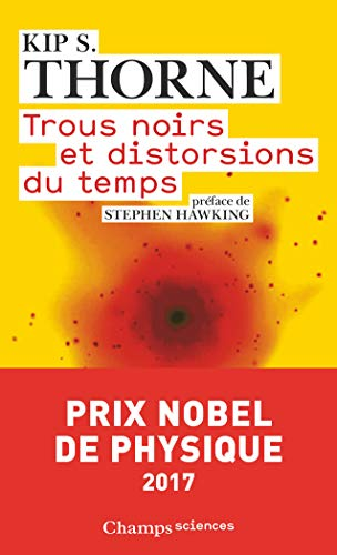 Trous noirs et distorsions du temps